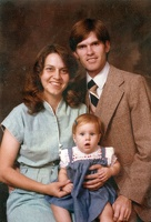 Nephi Becky and Bethany 1981