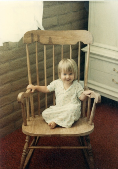 Bethany in the rocking chair 1982.jpg