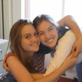 Emily and Phoebe