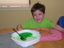 Degen and the Green Jello