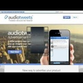 AudioTweets Advertising Platform