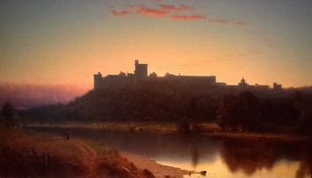 Windsor Castle - Sanford Robinson Gifford